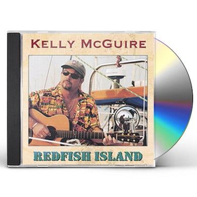 Kelly Mcguire REDFISH ISLAND CD