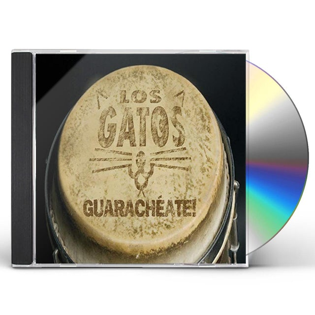 Los Gatos GUARACHEATE CD