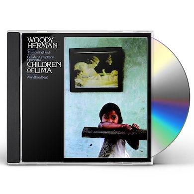 Woody Herman CHILDREN OF LIMA CD