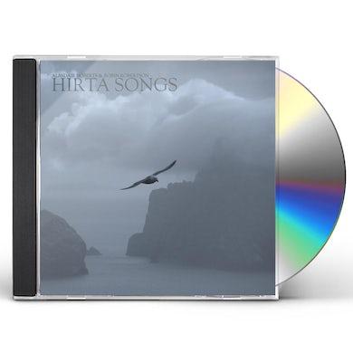Alasdair Roberts & Robin Robertson HIRTA SONGS CD