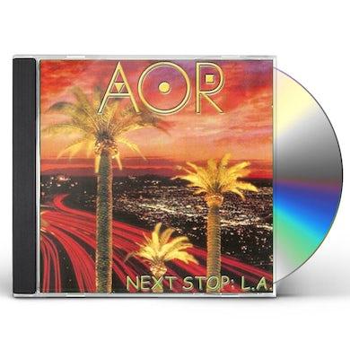 NEXT STOP: L.A. CD