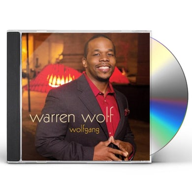 Warren Wolf WOLFGANG CD