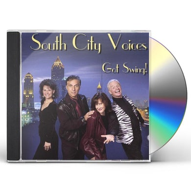 South City Voices GOT SWING! CD