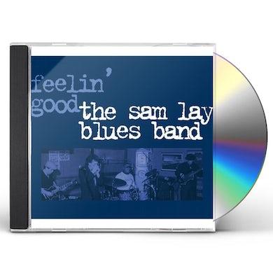 Sam Lay FEELIN GOOD CD