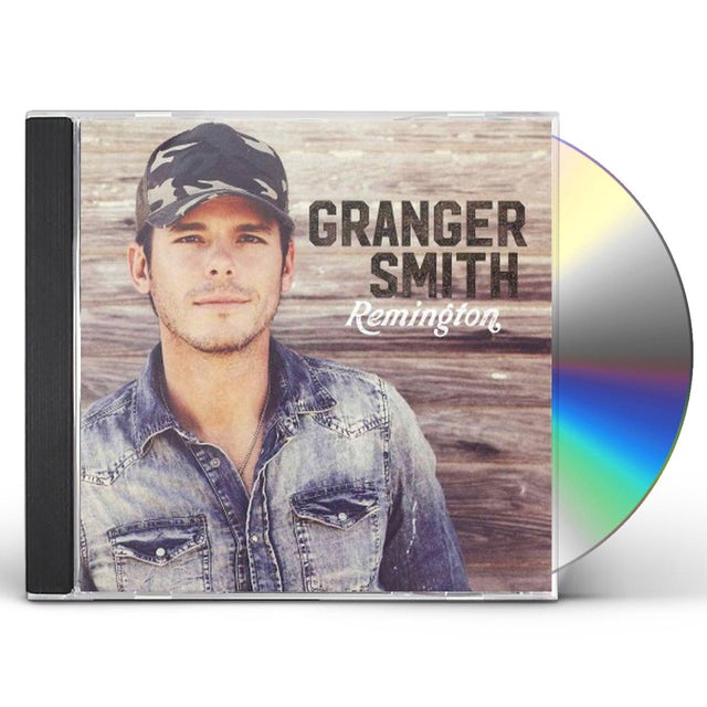 Granger Smith REMINGTON CD