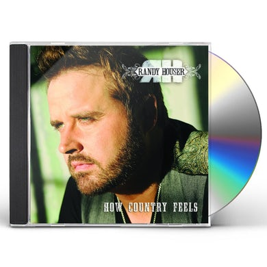 Randy Houser HOW COUNTRY FEELS CD