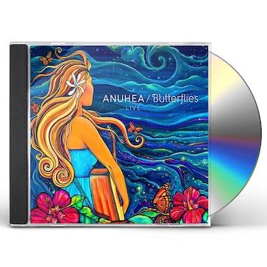 Anuhea BUTTERFLIES - LIVE CD