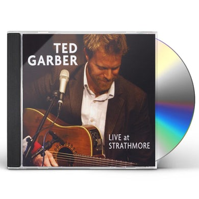 Ted Garber LIVE AT STRATHMORE CD