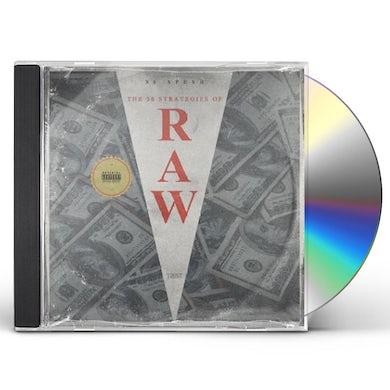 38 Strategies Of Raw CD