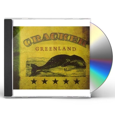 Cracker GREENLAND CD