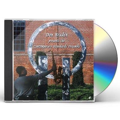 Don Braden CONTEMPORARY STANDARDS ENSEMBLE CD
