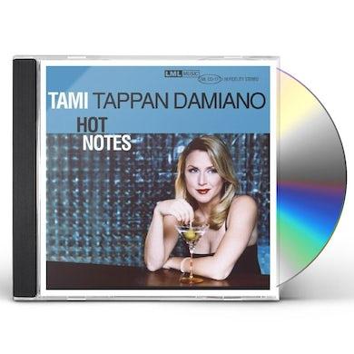 Tami Tappan Damiano HOT NOTES CD