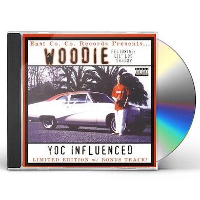 Woodie YOC INFLUENCED CD