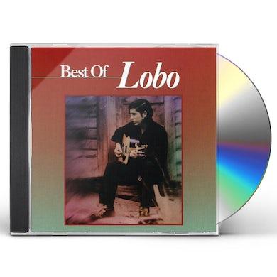 Lobo BEST OF CD