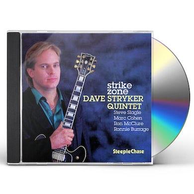 Dave Stryker STRIKE ZONE CD