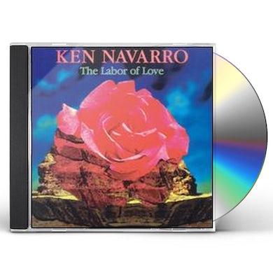 Ken Navarro LABOR OF LOVE CD