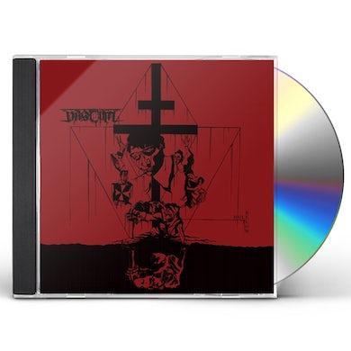 Vastum HOLE BELOW CD