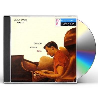 BERNIE NEROW TRIO CD