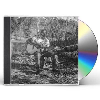Cedric Burnside I BE TRYING CD