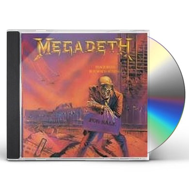 Megadeth PEACE SELLS BUT WHO S BUYING CD