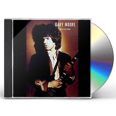 Gary Moore RUN FOR COVER CD