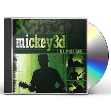 Mickey 3D LIVE SAINT-ETIENNE CD
