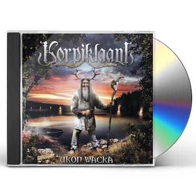 Korpiklaani UKON WACKA CD