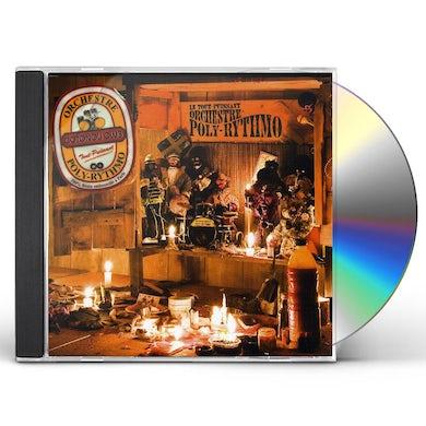 Orchestre Poly-Rythmo COTONOU CLUB CD