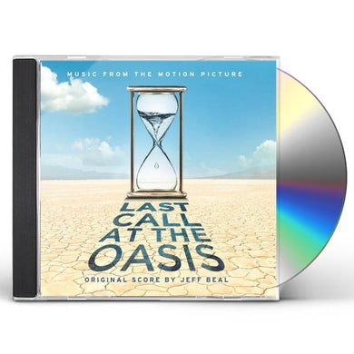 Jeff Beal LAST CALL AT THE OASIS / Original Soundtrack CD