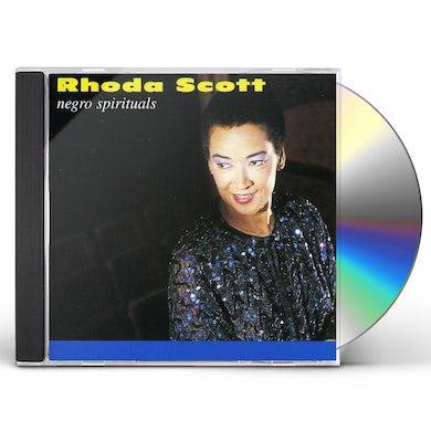 Rhoda Scott NEGRO SPIRITUALS CD