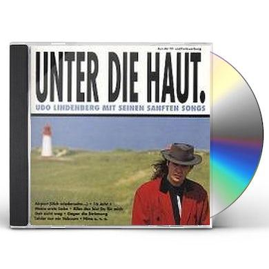 Udo Lindenberg UNTER DIE HAUT CD