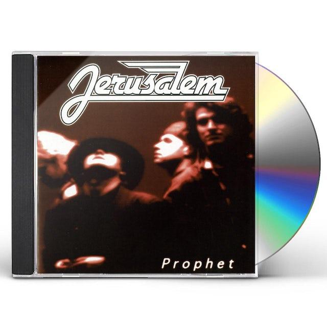 Jerusalem PROPHET CD