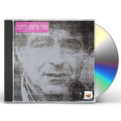 Meir Ariel YELLOW BLUE CD