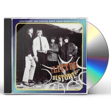 The Litter DISTORTIONS CD