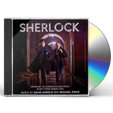 David Arnold / Michael Price SHERLOCK / Original Soundtrack CD