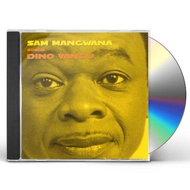 SAM MANGWANA SINGS DINU VANGU CD
