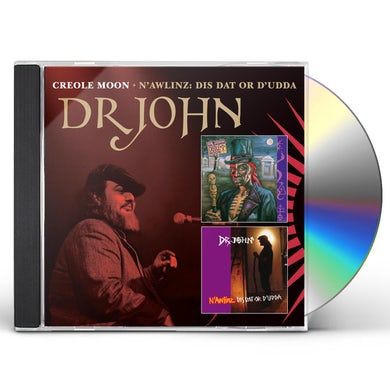Dr. John CREOLE MOON & N'AWLINS CD