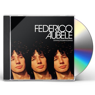 Federico Aubele GRAN HOTEL BUENOS AIRES CD
