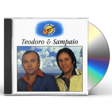 Teodoro & Sampaio LUAR DO SERTAO 2 CD