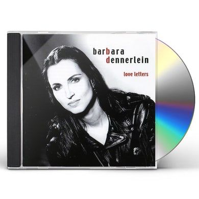 Barbara Dennerlein LOVE LETTERS CD