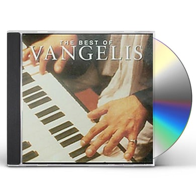 Vangelis BEST OF CD