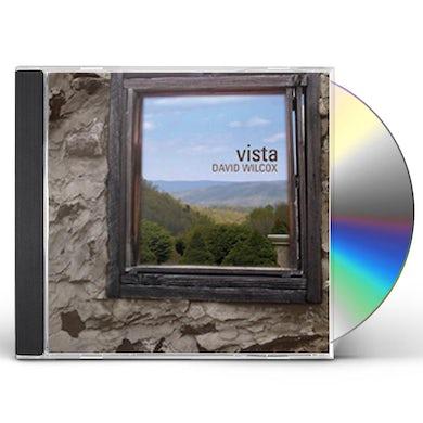 David Wilcox VISTA CD