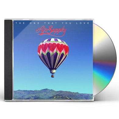 Air Supply ONE THAT YOU LOVE CD
