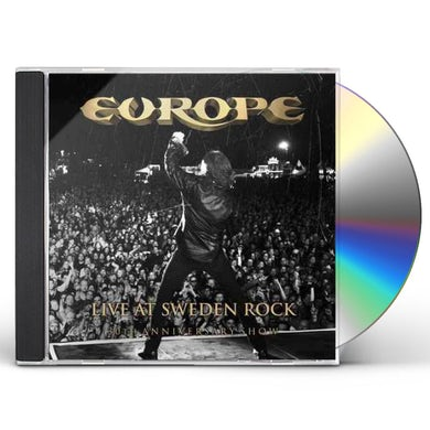 Europe: 30th Anniversary: Live CD