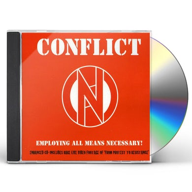 Conflict EMPLOYING ALL MEANS NECESSARY CD