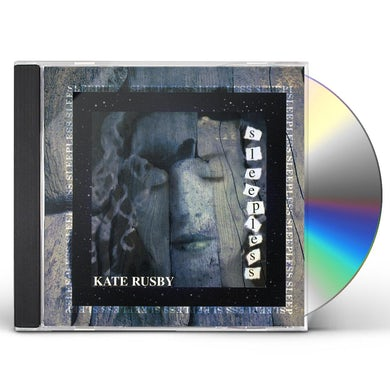 Kate Rusby SLEEPLESS CD