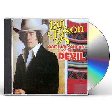 Ian Tyson ONE JUMP AHEAD OF THE DEVIL CD