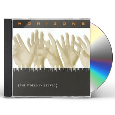 Hennie Bekker HORIZONS - THE WORLD IN STEREO CD