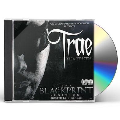 Trae tha Truth & The Worlds Freshest BLACKPRINT EDITION CD