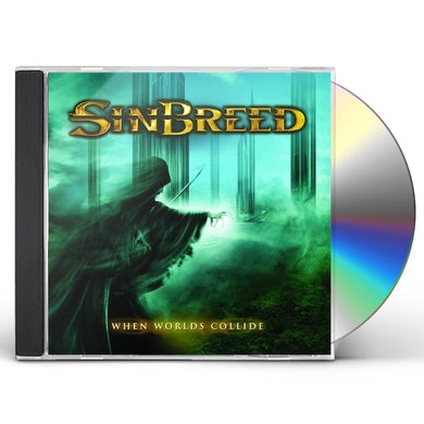 Sinbreed WHEN WORLDS COLLIDE CD